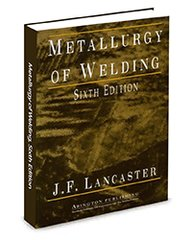 ASM-72131G Metallurgy of Welding, 6th Edition