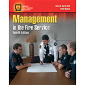 NFPA-MFS08 Management in the Fire Service, Fourth Edition
