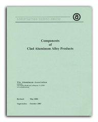 AA-LTG-1 LT GREEN SHEETS - Components of Clad Aluminum Alloy Products