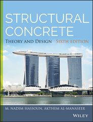 ACI-SCTD Structural Concrete: Theory and Design 6th Edition