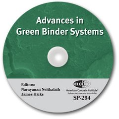 ACI-SP-294 Advances in Green Binder Systems