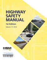 AASHTO-HSM-1-M Highway Safety Manual, First Edition, with 2014 Supplement