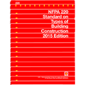 NFPA-220(15): Standard on Types of Building Construction