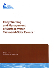AWWA-91102 Early Warning and Management of Surface Water Taste-and-Odor Events