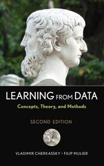 IEEE-68182-3 Learning from Data: Concepts, Theory, and Methods, 2nd Edition