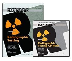 ASNT-0144WCD ASNT Nondestructive Testing Handbook, Third Edition: Volume 4, Radiographic Testing (Book with CD-ROM)