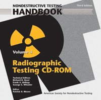 ASNT-0144CD 2002 ASNT Nondestructive Testing Handbook, Third Edition: Volume 4, Radiographic Testing (CD-ROM only)