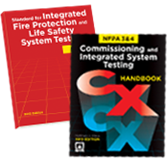 NFPA-4SET15 NFPA 4 and the Commissioning and Integrated System Testing Handbook Set, 2015 Edition