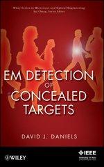 IEEE-12169-6 EM Detection of Concealed Targets