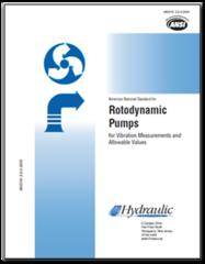 HI-A121 ANSI/HI 9.6.4-2009 Rotodynamic Pumps for Vibration Measurement and Allowable Values