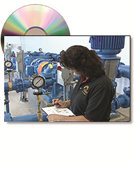 AWWA-64326 Water Distribution Operator Training: Pumps and Motors DVD