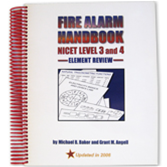 NFPA-RES23406 Fire Alarm Handbook: NICET Level 3 and 4 Element Review
