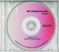 ASNT- 3600I 1999 Study Kit - Radiography Level III (CD-ROM)