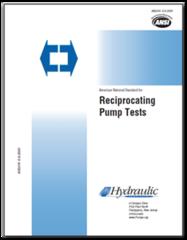 HI-M114 ANSI/HI 6.6-2000 Reciprocating Tests