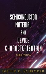 IEEE-73906-7 Semiconductor Material and Device Characterization, 3rd Edition