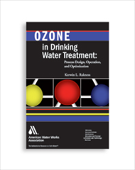 AWWA-20589 Ozone in Drinking Water Treatment: Process Design, Operation, and Optimization