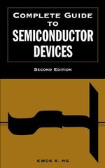 IEEE-20240-0 Complete Guide to Semiconductor Devices, 2nd Edition