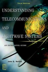 IEEE-15032-9 Understanding Telecommunications and Lightwave Systems: An Entry-Level Guide, 3rd Edition