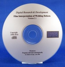 ASNT-3450E 1997 Affordable Computer Based Education for NDT: Film Interpretation of Welding Defects (CD-ROM) (Video Presentation)