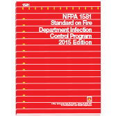 NFPA-1581(15): Standard on Fire Department Infection Control Program
