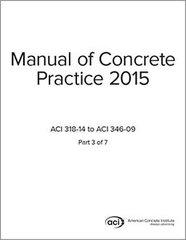 ACI-MCP-3(15) Manual of Concrete Practice Part 3 (2015)