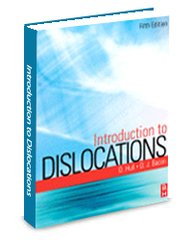 ASM-75033G Introduction to Dislocations, 5th Edition