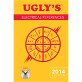 NFPA-RES18214 Ugly's Electrical References, 2014 Edition