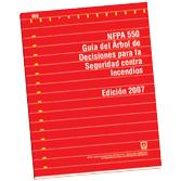 NFPA-550(07): Guia del Arbol de Decisiones para la Seguridad contra Incendios