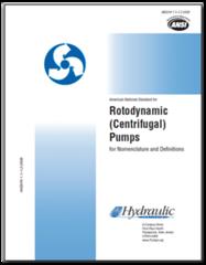 HI-B101 ANSI/HI 1.1-1.2-2014 Rotodynamic (Centrifugal) Pumps for Nomenclature & Definitions