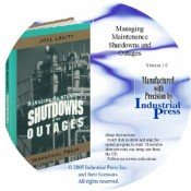 IP-32422 Managing Maintenance Shutdowns and Outages (CD-ROM) (Video Presentation)