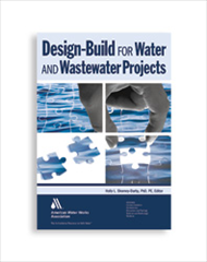 AWWA-20711 Design-Build for Water and Wastewater Projects water wastewater shorney darby