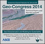 ASCE-41329 - Geo-Congress 2014 - Technical Papers and Keynote Lectures