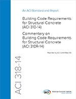 ACI-318-14 Building Code Requirements for Structural Concrete and Commentary (Video Presentation)
