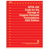 NFPA-432(02)PDF: Code for the Storage of Organic Peroxide Formulations (PDF)