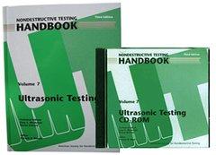ASNT-0147WCD-PK Nondestructive Testing Handbook, Third Edition: Volume 7, Ultrasonic Testing (Book with CD-ROM)