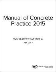 ACI-MCP-5(15) Manual of Concrete Practice Part 5 (2015)