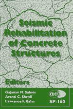 ACI-SP-160 Seismic Rehabilitation of Concrete Structures