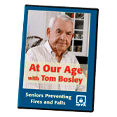 NFPA-VC104 At Our Age with Tom Bosley Video