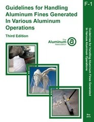 AA-F-1-3ED Guidelines for Handling Aluminum Fines, 2015