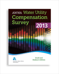 AWWA-60132 Water Utility Compensation Survey, Small and Medium-sized Utilities
