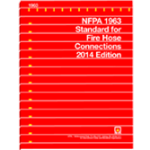 NFPA-1963(14): Standard for Fire Hose Connections