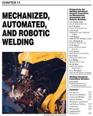 AWS-WHC1.11 Mechanized, Automated and Robotic Welding