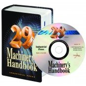 IP-29040 Machinery's Handbook 29th Edition Toolbox/CD-ROM Combo