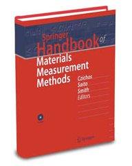 ASM-05196G Springer Handbook of Materials Measurement Methods
