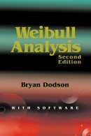 ASQ-H1252-2006 The Weibull Analysis Handbook, Second Edition