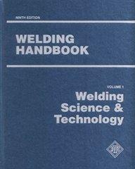 AWS- WHB-1.9 Welding Handbook Volume 1 - Welding Science & Technology