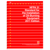NFPA-31(11): Standard for the Installation of Oil-Burning Equipment
