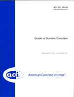 ACI-201.2R-08: Guide to Durable Concrete