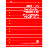 NFPA-1143(14): Standard for Wildland Fire Management