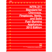 NFPA-211(13): Standard for Chimneys, Fireplaces, Vents, and Solid Fuel-Burning Appliances